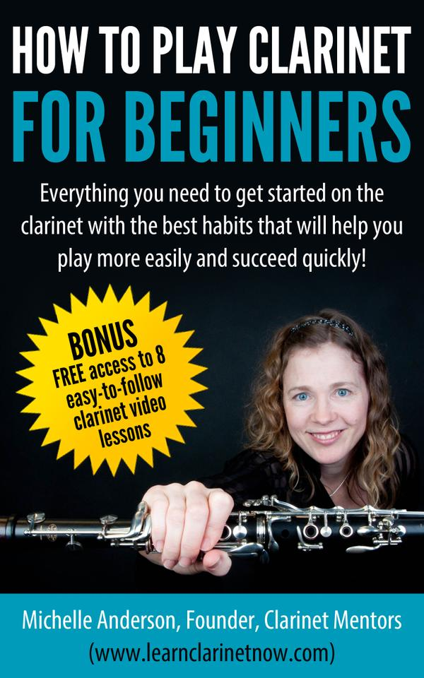 Link to free ebook: How To Play Clarinet For Beginners