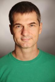 Yoga Teacher Drew Stallcop