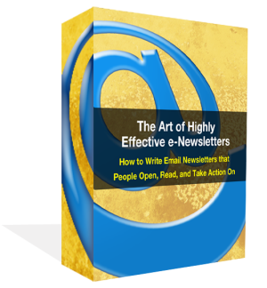 The Art of Highly Effective E-Newsletters is a fully customizable training program for every market.