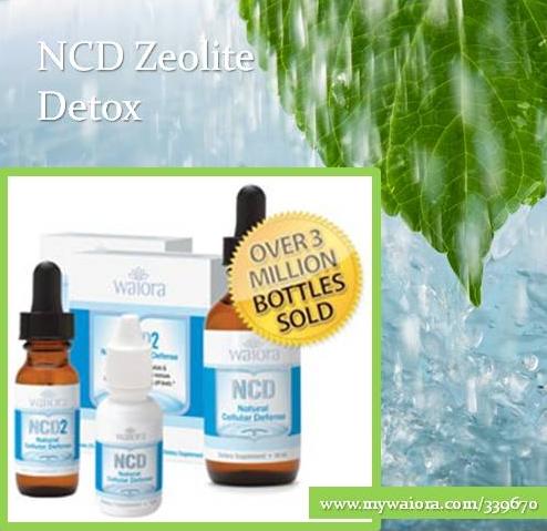 zeolite for detox