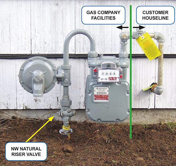 Valves For Natural Gas Service